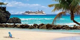 Plavba výletní lodi - Karibské moře